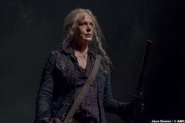 Walking Dead S10e14 Melissa Mcbride Carol
