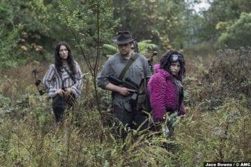 Walking Dead S10e15 Eleanor Matsuura Yumiko Khary Payton Ezekiel Eugene Josh Mcdermit Paola Lazaro Princess 2