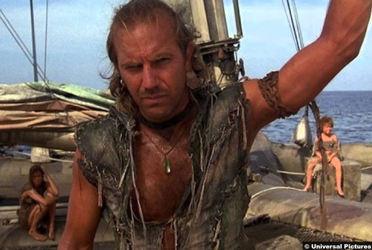 Waterworld Kevin Costner Mariner