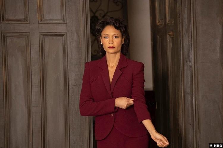 Westworld S03e01 Thandie Newton Maeve Millay