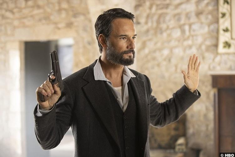 Westworld S03e02 Rodrigo Santoro Hector Escaton