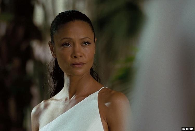 Westworld S03e02 Thandie Newton Maeve Millay 2