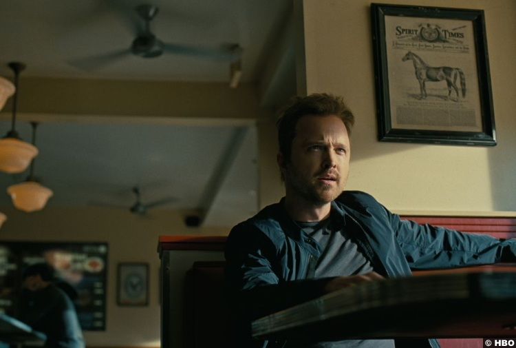 Westworld S03e03 Aaron Paul Caleb Nichols