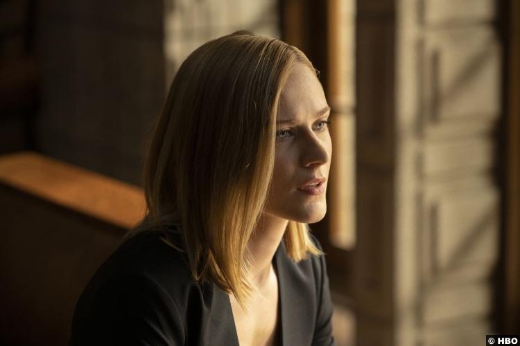 Westworld S03e03 Evan Rachel Wood Dolores Abernathy