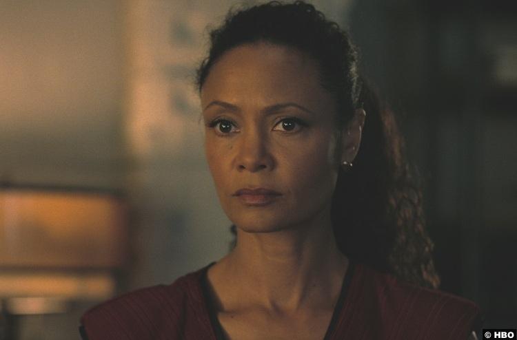 Westworld S03e04 Thandie Newton Maeve Millay