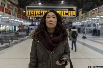Sandra Oh as Eve Polastri in Killing Eve S03E07