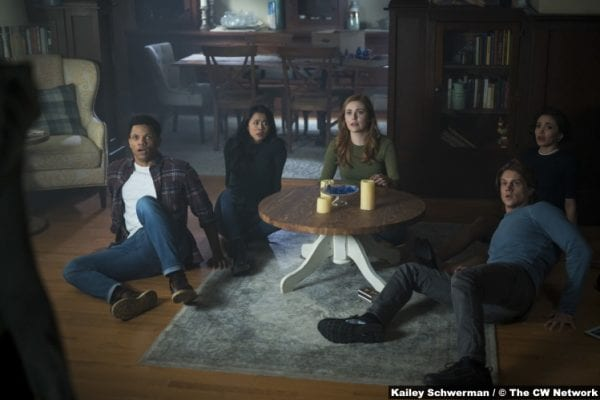 Nancy Drew S01e18 Group