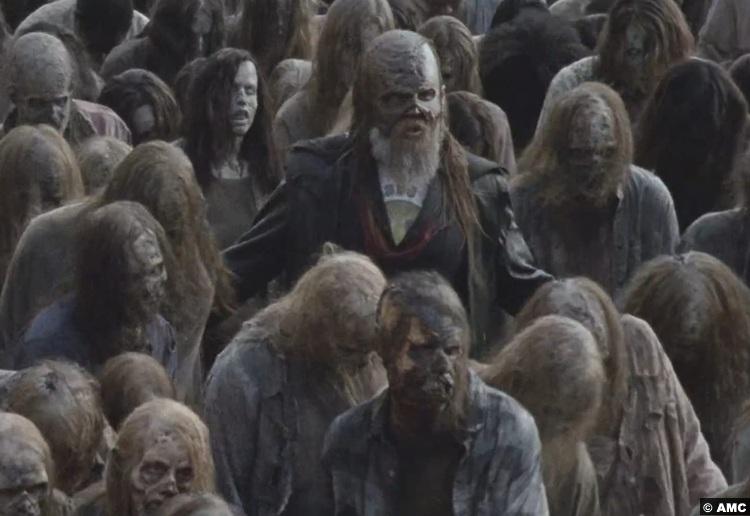 Walking Dead S10e15 Ryan Hurst Beta