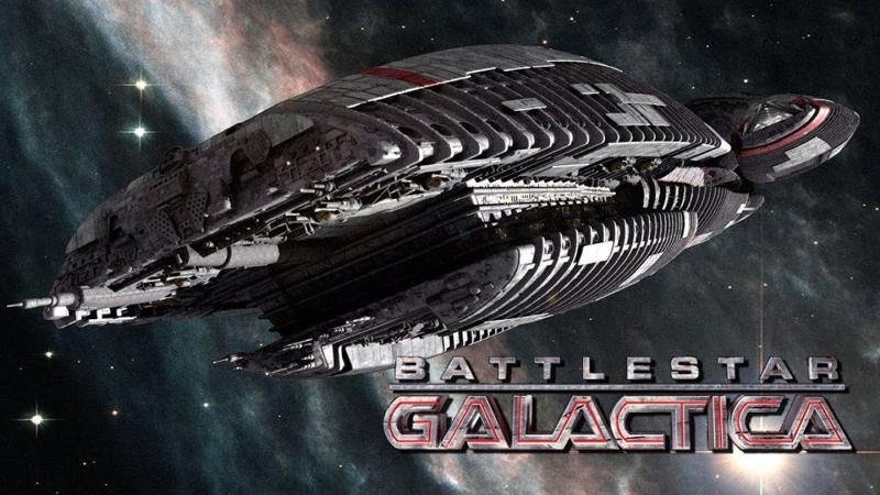 Battlestar Galactica Poster 2