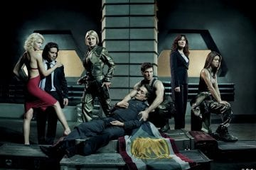 Battlestar Galactica S02 Poster