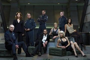 Battlestar Galactica S03 Poster