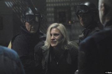 Battlestar Galactica S04e02 Katee Sackhoff Captain Kara Starbuck Thrace