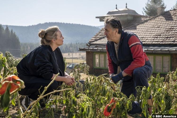 Killing Eve S03e05 Jodie Comer Villanelle Predrag Bjelac Grigoriy