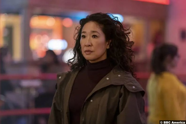 Killing Eve S03e06 Sandra Oh Eve Polastri