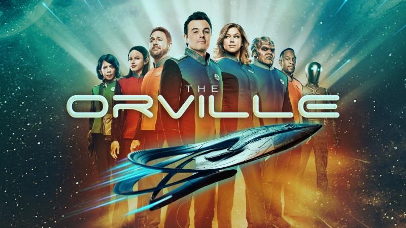 Orville season 1 poster