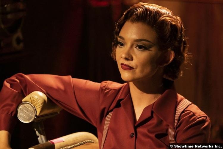 Penny Dreadful City Angels S01e03 Natalie Dormer Magda Elsa Alex
