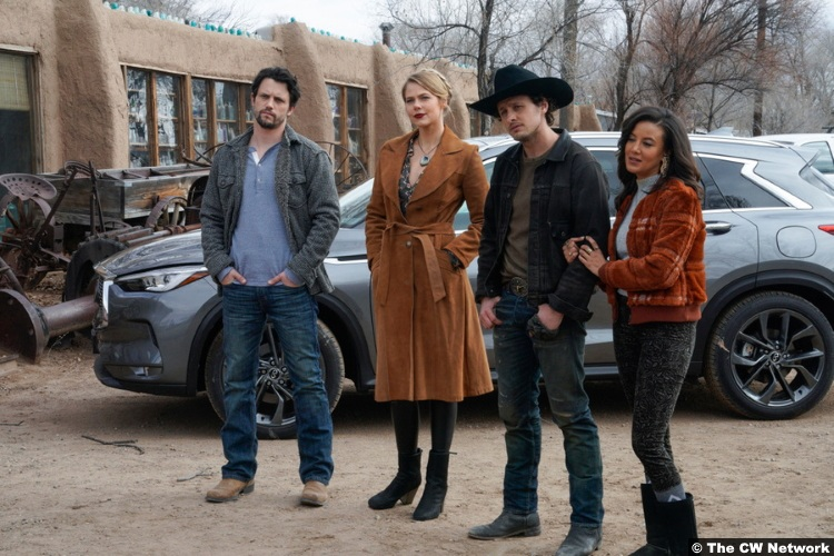 Roswell Nm S02e10 Nathan Parsons Heather Hemmens Michael Vlamis Lily Cowles Max Maria Isobel