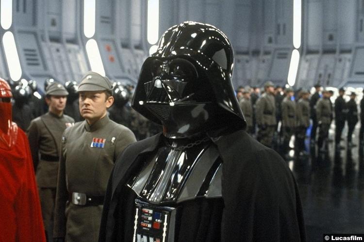 Star Wars Return Jedi Darth Vader David Prowse