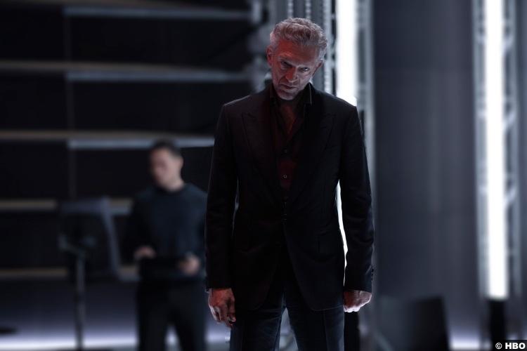 Westworld S03e08 Vincent Cassel Serac