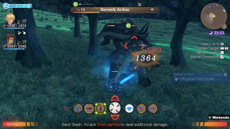 Xenoblade Chronicles Definitive Screenshot
