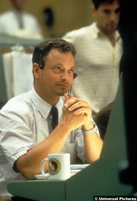Apollo 13 Gary Sinise as Ken Mattingly