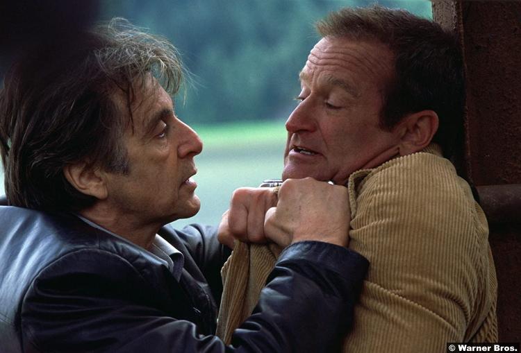 Insomnia Al Pacino Robin Williams