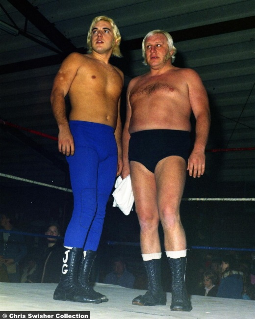 Jimmy and Terry Garvin