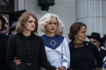Perry Mason S01e02 Gayle Rankin Tatiana Maslany Lili Taylor Emily Dodson Sister Alice Birdy McKeegan