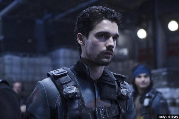 The Expanse S02e03 Steven Strait James Holden
