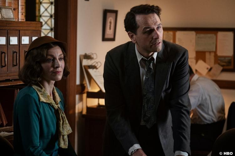 Perry Mason S01e06 Juliet Rylance Matthew Rhys Della Street