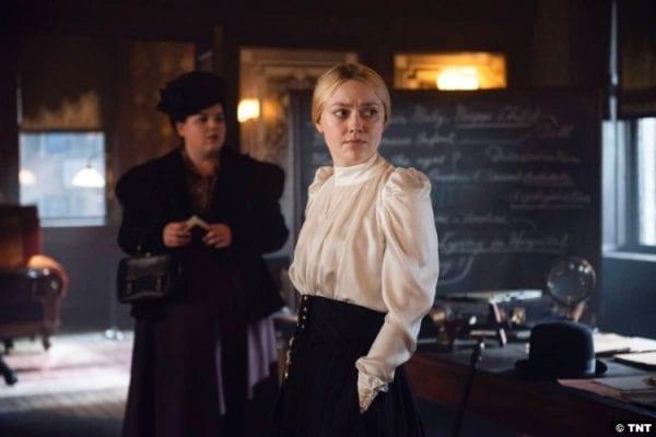 The Alienist S02e03 Dakota Fanning Sara Howard