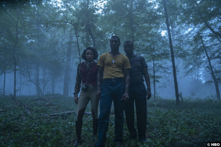 Lovecraft Country S01e02 Jurnee Smollett Jonathan Majors Courtney B Vance Leti Atticus George