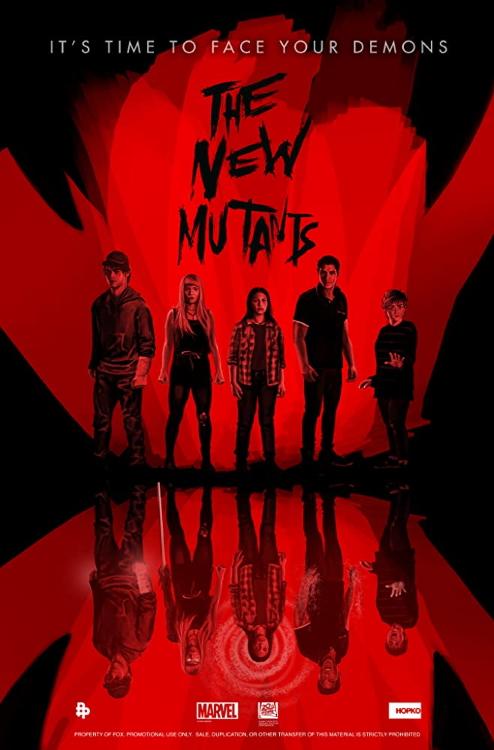 New Mutants Poster 3
