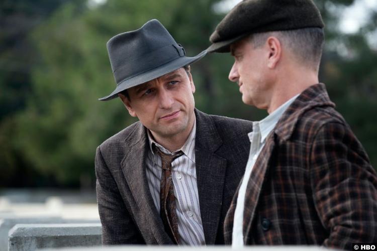 Perry Mason S01e08 Matthew Rhys Shea Whigham Pete Strickland