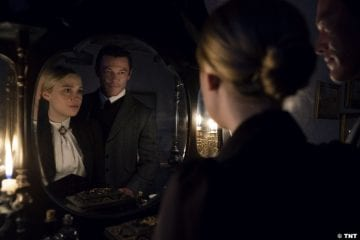 The Alienist S02e06 Dakota Fanning Luke Evans Sara Howard John Moore