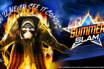 WWE SummerSlam 2020 Poster