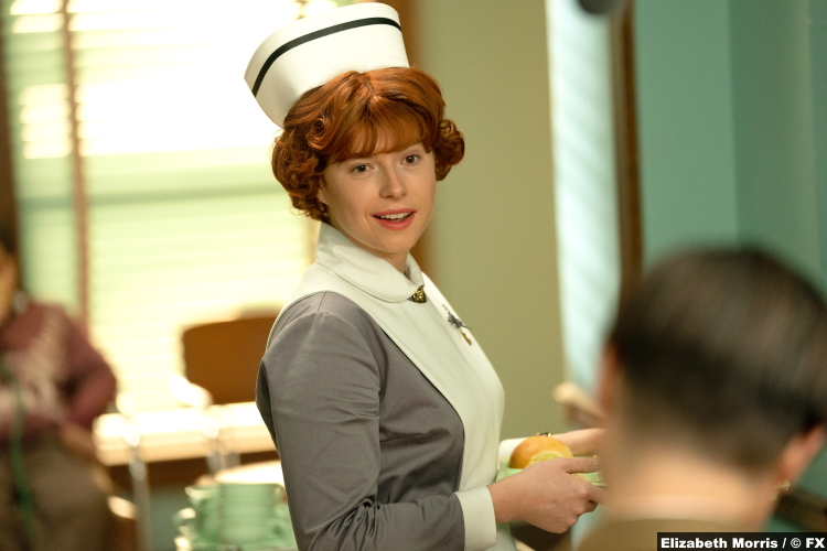 Fargo S04e01 Jessie Buckley Oraetta Mayflower