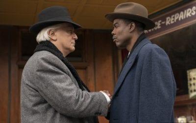 Fargo S04e01 Tommaso Ragno Chris Rock Donatello Fadda Loy Cannon