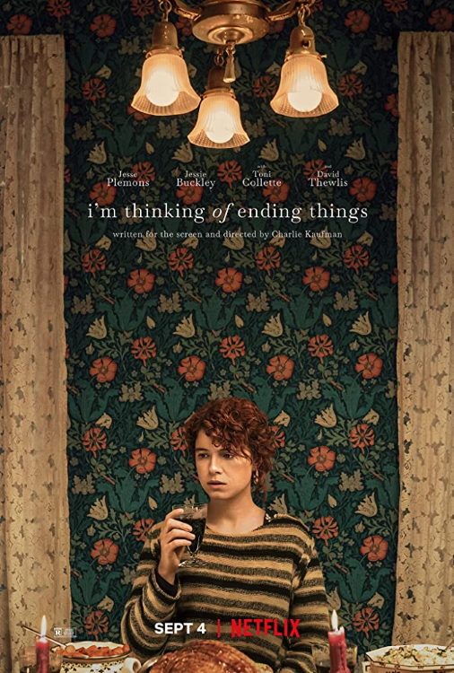 Im Thinking Of Ending Things Poster