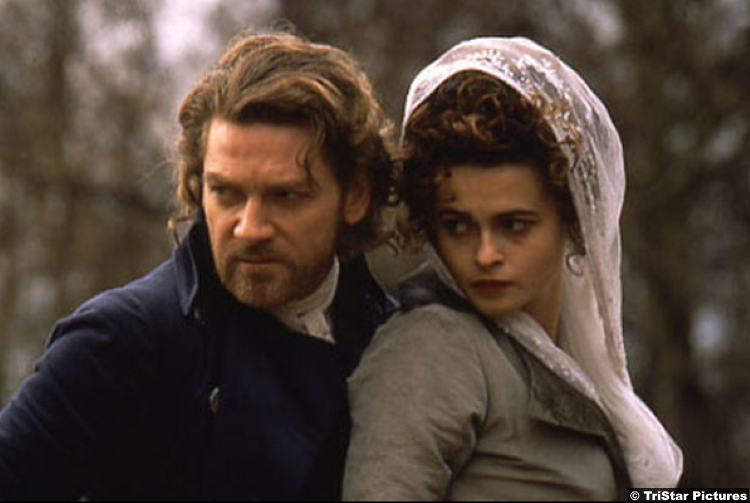 Mary Shelley Frankenstein Kenneth Branagh Helena Bonham Carter