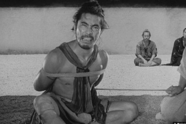 Rashomon Toshiro Mifune