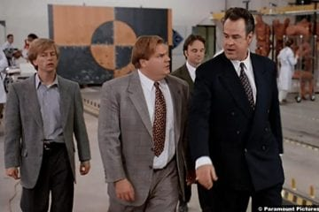 Tommy Boy David Spade Chris Farley Dan Aykroyd