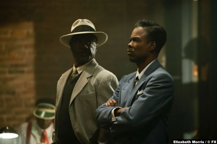 Fargo S04e03 Glynn Turman Chris Rock Doctor Senator Loy Cannon