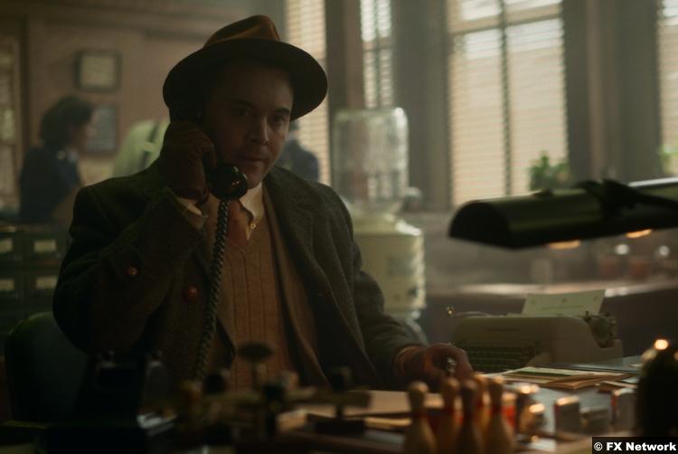 Fargo S04e10 Jack Huston Detective Odis Weff
