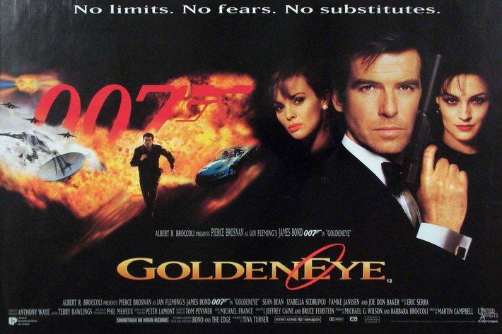 Goldeneye Poster 2