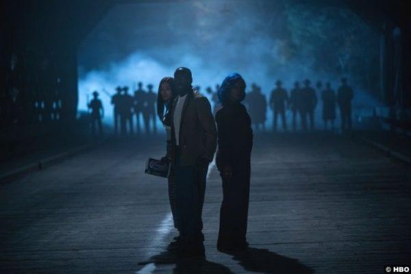 Lovecraft Country S01e010 Jamie Chung Michael Kenneth Williams Aunjanue Ellis Ji Ah Montrose Hippolyta Freeman