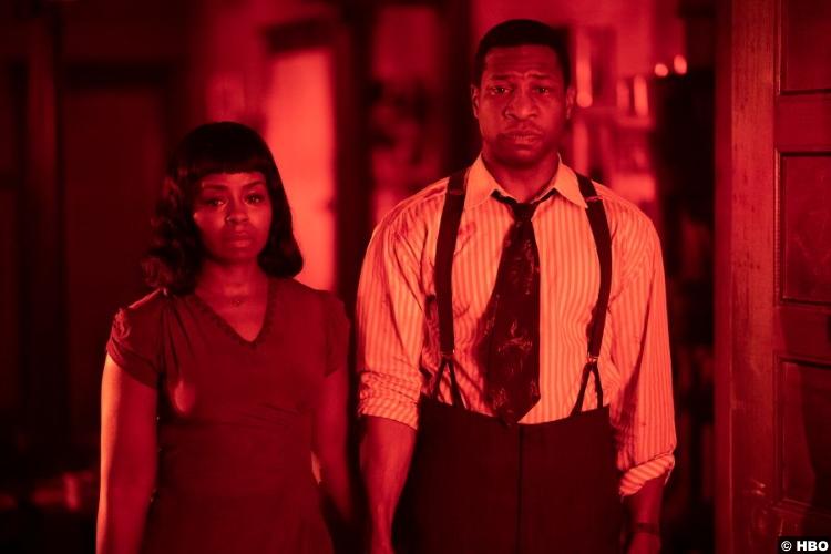 Lovecraft Country S01e10 Erica Tazel Jonathan Majors Dora Atticus Freeman