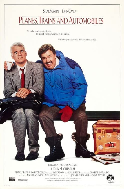 Planes Trains And Automobiles Poster