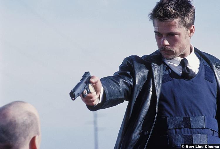 Se7en Brad Pitt 2