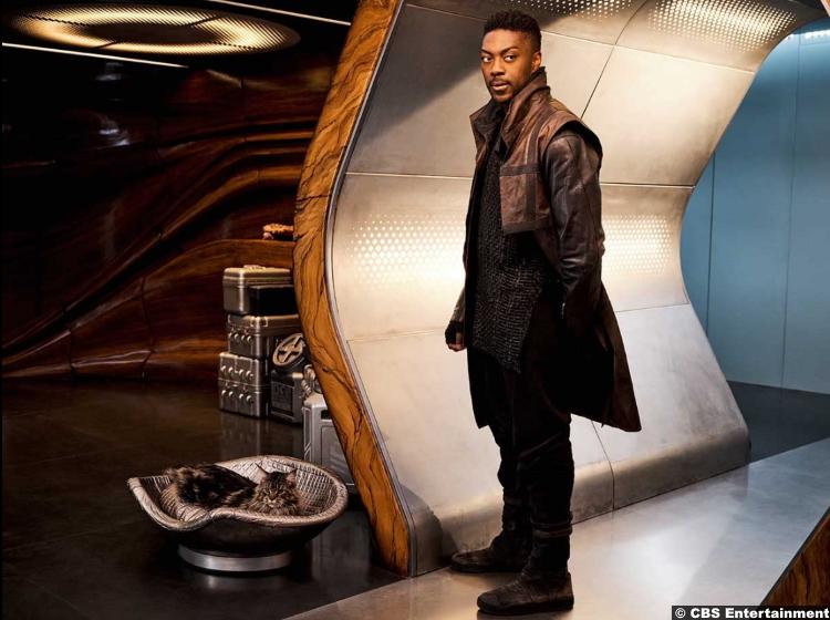 Star Trek Discovery S03e01 David Ajala Cleveland Booker 2